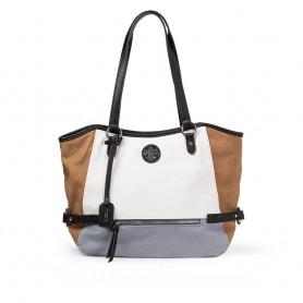 Rieker H1066-42 - Handtaschen (weiss)