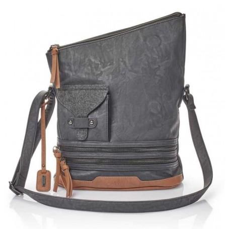 Rieker H1108-14 - Handtaschen (dunkelblau)