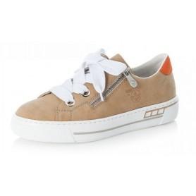 Rieker L88A0-62 - Sneaker (beige)