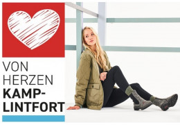 Von Herzen Kamp-Lintfort – Schuhgeschäft24.de ist dabei!