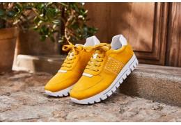 Rieker Sneaker Gelb - Der Trend für diesen Sommer!